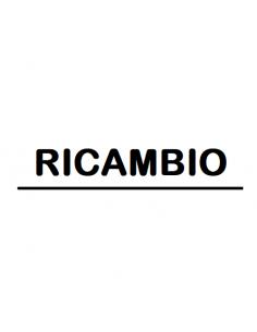 Ricambio Innesto...