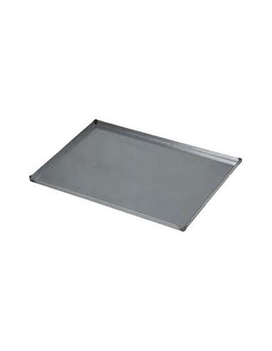 Teglia in Alluminio - Dimensioni 60x40x2h cm - AV4890