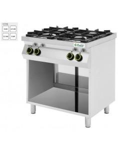 Cucina a Gas su Vano a...