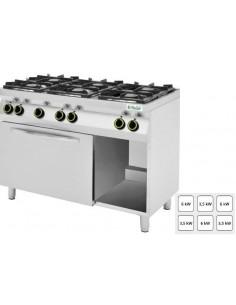 Cucina a Gas con Forno Gas...