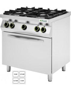 Cucina a Gas con Forno...