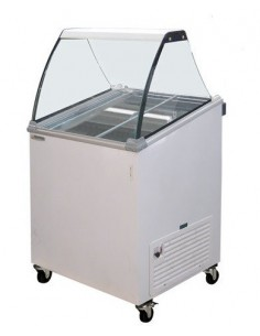Banco Refrigerato Gelato -...