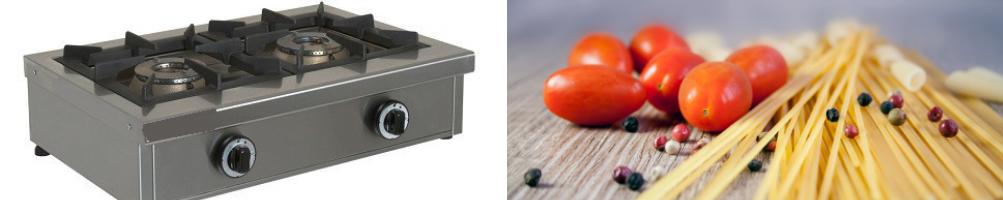 Piani Cottura - TopRistorazione Food Equipment