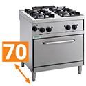 Cucine Inox Prof 700