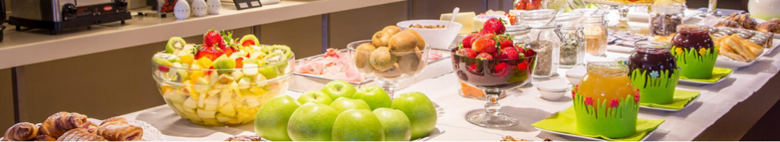 Colazione Buffet - TopRistorazione Food Equipment