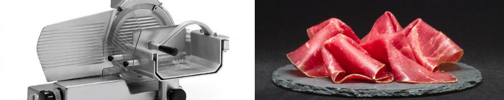 Affettatrici Carne Professionali | Attrezzatura per Tagliare la Carne