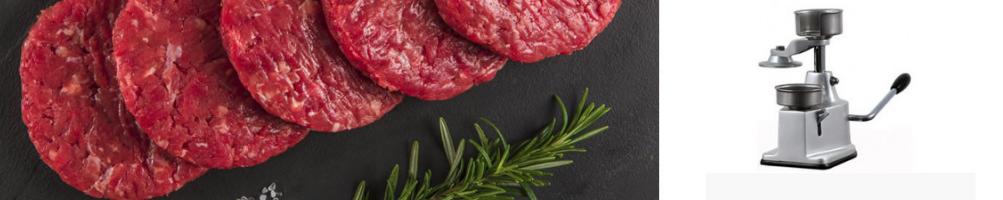 Macchine Pressa Hamburger | TopRistorazione