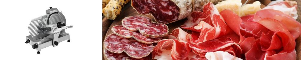 Affetttrici Gravità Professionali- TopRistorazione Food Equipment