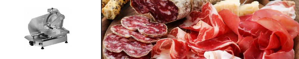 Affettatrici Verticali - TopRistorazione Food Equipment