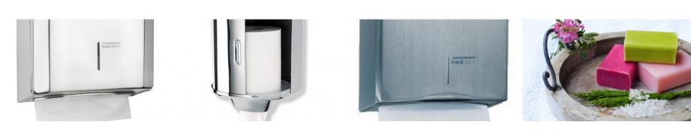 Dispenser di Salviette di Carta - Accessori Bagno Mediclinics