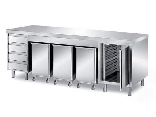 Mobili Cucina Professionale Acciaio.Topristorazione Macchinari Professionali Vendita Online