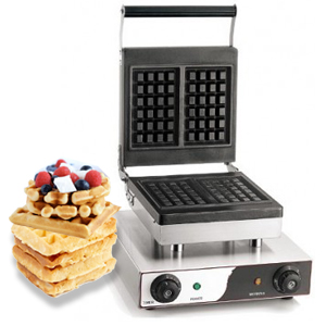 piastre waffle